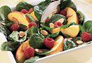Summer Spinach Salad - The Pampered Chef® pamperedchef.biz/krisdeines
