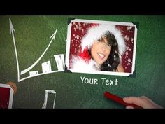 The Best Free After Effects Project - VideoHive Chalk Board 3709763