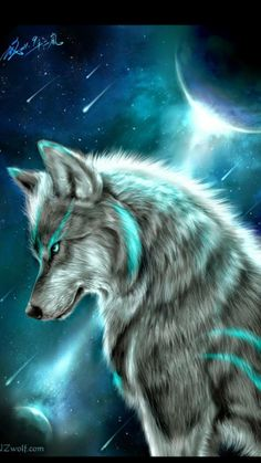 Wolf: I am Spotted Rain a friend. Person: So the legends are true talking wolves do exsist. Wolf: Yes I am your spirit guardian. Beautiful Wolves, Animals Beautiful, Cute Animals, Anime Wolf, Wolf Spirit, My Spirit Animal, Brotherhood Of The Wolf, Feral Heart, Fantasy Wolf