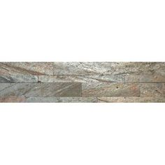 Natura by Dackor x Peel and Stick Natural Stone Wall Paneling in Emerald Stone Wall Panels, Vinyl Wall Panels, Metal Wall Panel, Wood Panel Walls, Peel Stick Backsplash, Backsplash Panels, Backsplash Tile, Natural Stone Wall, Natural Stones