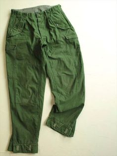 Trouser Suits, Trousers, Green Khaki Pants, Swedish Army, Military Pants, Cotton Jumpsuit, Well Dressed Men, Military Fashion, Work Pants