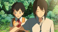 Hoshi O Ou Kodomo, Lost Voice, Fiction, Good Anime Series, Film D, Thats All Folks, Studio Ghibli Art, Journey, Animation