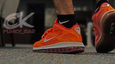 1d6f87b9ffdb  WDYWT -  FunkyEar Rockin The Nike LeBron 9 Low