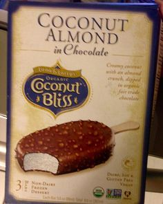 Coconut Bliss  gluten and lactose free #culinaryroadtripspuertorico #glutenfree #lactosefree #coconutbliss
