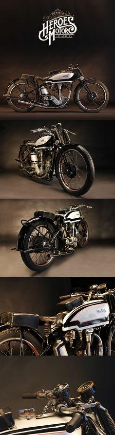 1937 NORTON 500cc MANX #forsale #heroesmotors #caferacer #vintagemotorcycles #triumph #harleydavidson #losangeles #california #norton #vincent #indian #classicmotorcycles #ateliersbueno #photosergebueno