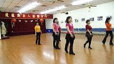 burlesque line dance - YouTube