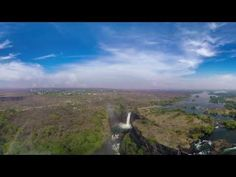 360° Video, Victoria Falls, Zambia-ZimbabweWith this video clip we begin our 360° video series of one of the m