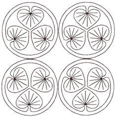 Sashiko Embroidery Designs http://www.embroiderydesigns.com ...