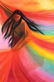 Image detail for -native american dance « Ria's Fine Art Studio — Native american . Native American Paintings, Native American Wisdom, Native American Indians, Indian Paintings, Orishas Yoruba, Rainbow Warrior, American Indian Art, Indigenous Art, Deviant Art