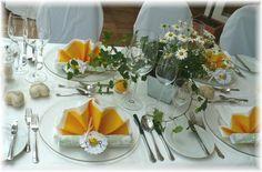 Margeriten-Hochzeit