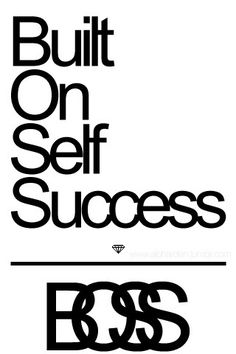 #SelfSuccess = Be your own #Boss.  www.teamvinh.com