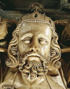 On this day 21st September, 1327 the death of deposed King Edward II of England , he was murdered, with a red hot poker in Berkeley Castle, Gloucestershire by order of his wife to ensure the succession of his son Edward III