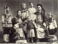 Chinese immigrants arrived in Oregon with the gold rush. Many labored in southwest Oregon as laundry workers, packers and cooks. By the 1890s, about 5,000 of Portland's 46,000 residents were Chinese. Most were single men, but a few families lived in the area.