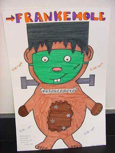 mole chemistry project mole ble home kids school projects  ideas for chemistry projects international mole day 10