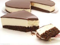 Pastel de mousse de leche condensada:   22 Recetas que comprueban que la leche condensada lo mejora todo