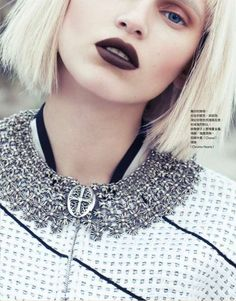 100 Glam-Grunge Fashion Innovations - These Stunning Shoots Pay Tribute to '90s Rocker Style (CLUSTER)
