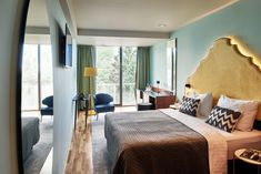 Discover Falkensteiner Hotel Montenegro a hotel located near the beach in Budva, Montenegro. Enjoy your next holidays in Budva at our hotel! At The Hotel, Outdoor Pool, 4 Star Hotels, Front Desk, Car Parking, Hotel Offers, Indoor, Queen, Interior