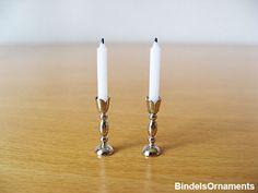 Silver Candlesticks tutorial