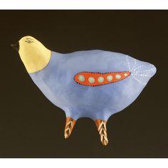 Jenny Mendes wall bird