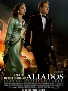 Aliados. Estreno 25 de noviembre en CineZona. CC Zona Este. Cines en Sevilla