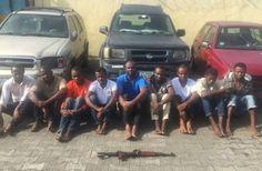 Notorious Niger-Delta Avengers Gang Leader Urban Gorrilla Arrested (Photo)