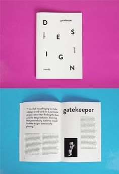designersof:    Dissertation Design - The Effects of Social Media on the Gatekeeper and its Influences on Design Trends