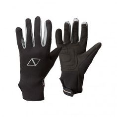Segelhandschuh Essential Sailing Glove S/F Musto Rot