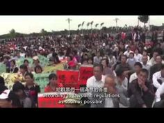The 2.5hr version of Wukan protest doc, with engl subtitles, social media and China protests