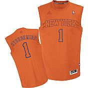 adidas New York Knicks Amar'e Stoudemire Big Color Fashion Swingman Jersey - NBAStore.com