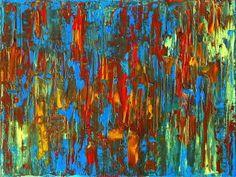 Abstract Fragments #46 by Carla Sa Fernandes