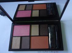 Sleek MakeUP Eye & Cheek Palette Review, Swatches