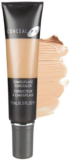 Cover FX concealer is superb. This is the best, it covers acne and dark spots and stays all day!