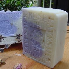Provence #Lavender Bath #Soap   Provence of France Lavender Soap amazing scent feels like the french country side. Rich lather, bits of lavender flowers and rose petals with the relaxing scent of lavender in this beautiful soap.  The lavender oil used in our soap is imported from the Province of France ,wild lavender's original home. Every skin type benefits from lavender oil, but it is particularly good for dry skin.