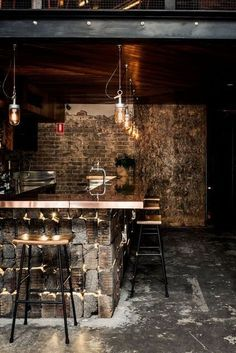 Industrial Rustic Kitchen Decor ideas