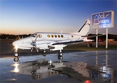 1980 Beechcraft King Air B100 for sale by Bell Aviation | Details @ http://www.airplanemart.com/aircraft-for-sale/Multi-Engine-TurboProp/1980-Beechcraft-King-Air-B100/7310/