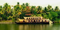 Backwaters bei Kollam