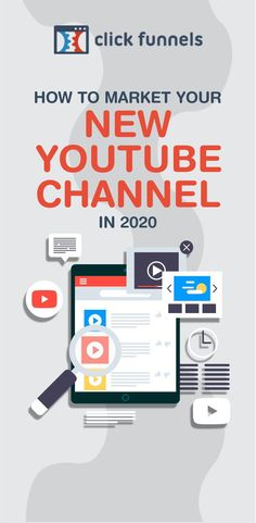 What is YOUR YouTube Marketing Strategy in 2020? If you're not sure how to answer that question, we're here to help. In this article you'll find the different types of YouTube marketing, how to build your own high-level strategy, how to brand your channel, and even some not-so-popular tips for being a success on the platform. Now, it's time for action. #youtubemarketing #marketing #youtubestrategy Marketing Software, Sales And Marketing, Affiliate Marketing, Online Marketing, Social Media Marketing, Youtube Advertising, Learn To Run, Youtube S, Influencer Marketing
