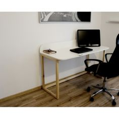 DES6-120 - new size of DES6 (desk with rounded edges + partition) in our collection.