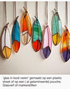 JOTTE: glas in lood