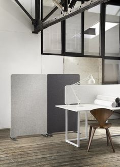 panneau s parateur mobile sur pied collection edge by. Black Bedroom Furniture Sets. Home Design Ideas