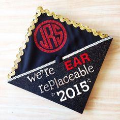 Future audiologist... Grad cap!