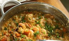 Etouffee. Made this last night. It was fantastic!