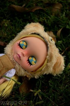 SugarLuna Custom Blythe Doll