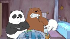 QUIZ: Are you Grizzly, Panda, or Ice Bear? http://bit.ly/1NsFUpm
