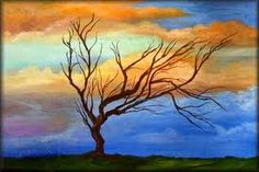 tree paintings - Google Search