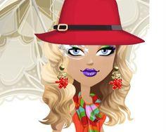 sombrero rojo