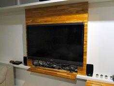 decoração de salas de estar e tv - Pesquisa Google
