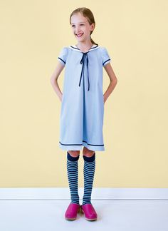868cd46429f Oliver + S Building Block Dress