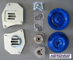 Mini Cooper S (R53): Installing Hotchkis Camber Plates