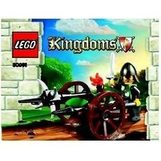 Buy LEGO Knights Kingdom Set #30061 Siege Cart Bagged Special offers - http://wholesaleoutlettoys.com/buy-lego-knights-kingdom-set-30061-siege-cart-bagged-special-offers